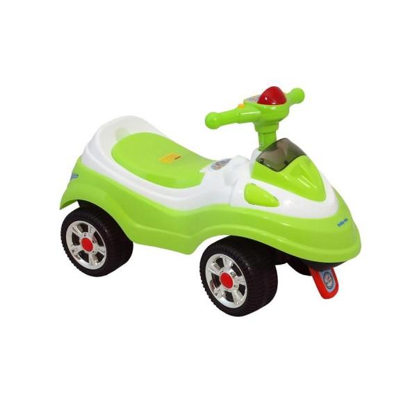 Dětské jezdítko scooter se zvukem Baby Mix zelené