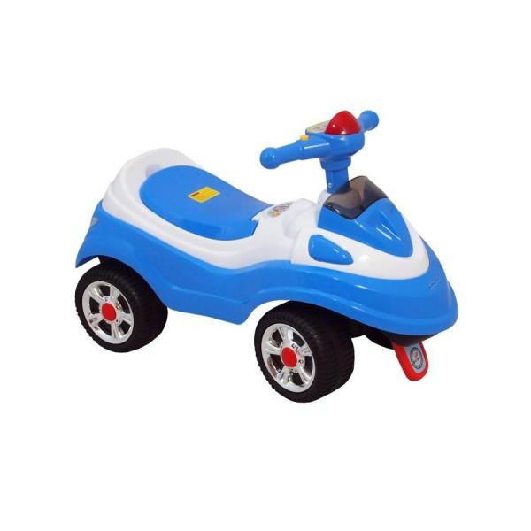 Dětské jezdítko scooter se zvukem Baby Mix modré