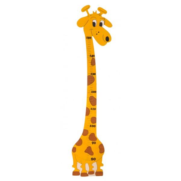Dětský metr - Žirafa Amina 3