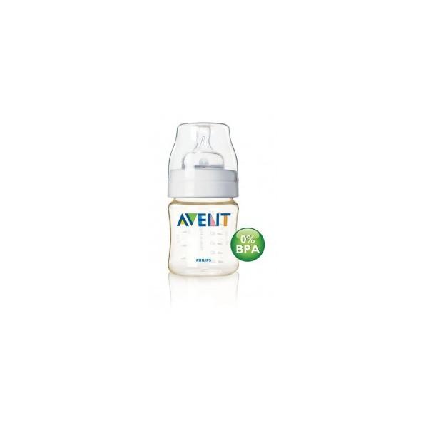 Láhev AVENT 125 ml (PES) bez BPA - 1 ks