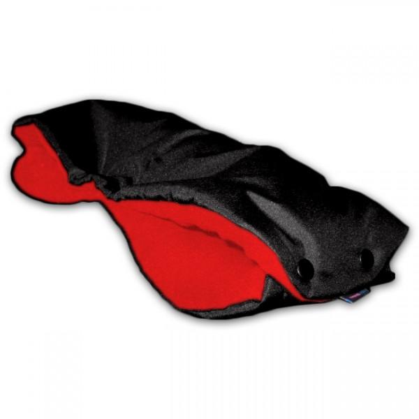 Rukávník na kočárek- červený Ivemababy