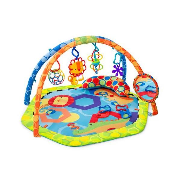 Deka podporující vývoj s hrazdou a hračkami Play-O-Lot Activity Gym™ Bright Starts