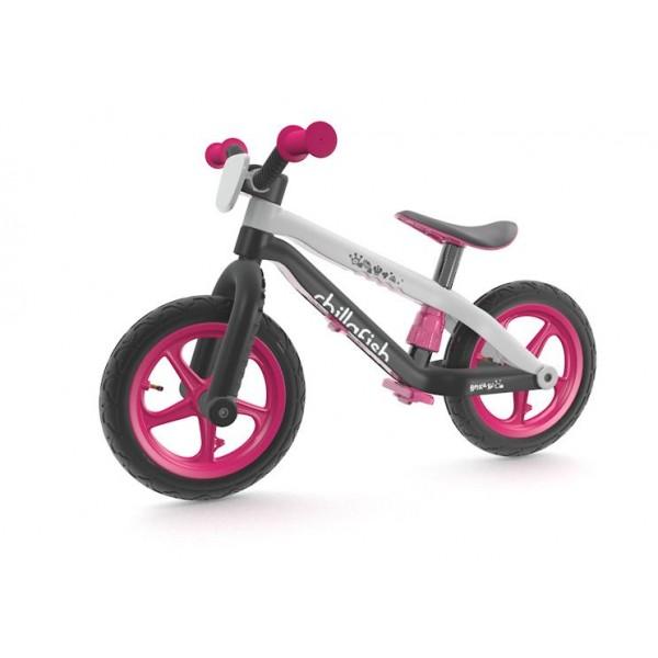 Odrážedlo BMXie růžové Chillafish