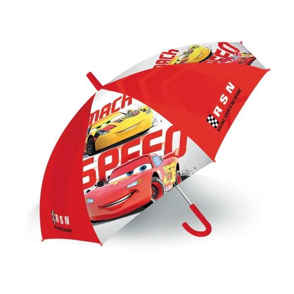 Dětský deštník Cars
