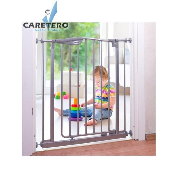 Dětská bezpečnostní zábrana kovová CARETERO