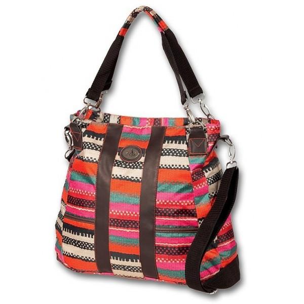 Studentská taška Shopper etno Emipo
