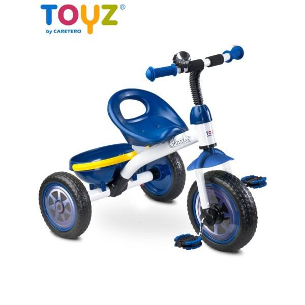 Dětská tříkolka Toyz Charlie navy