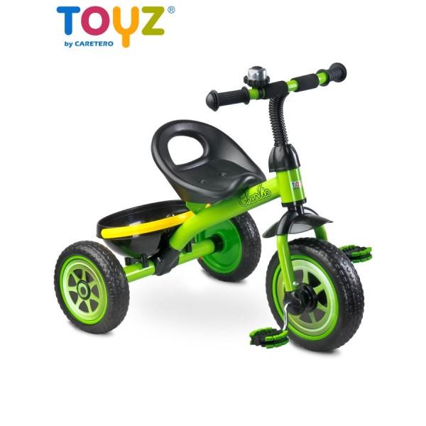 Dětská tříkolka Toyz Charlie green