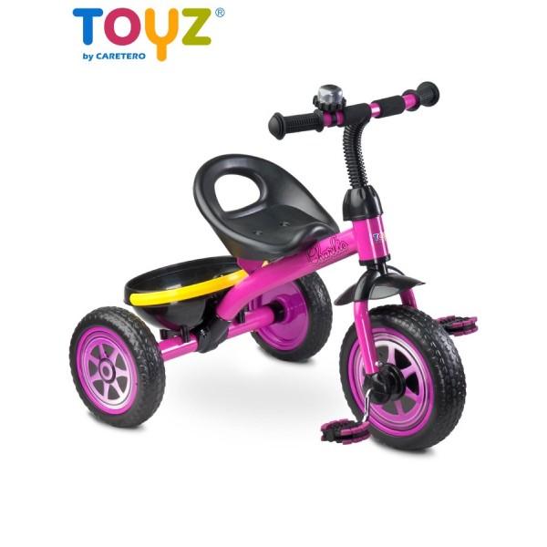 Dětská tříkolka Toyz Charlie purple