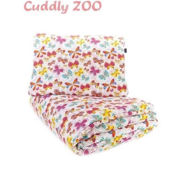 Ložní souprava M Cuddly Zoo Motýl