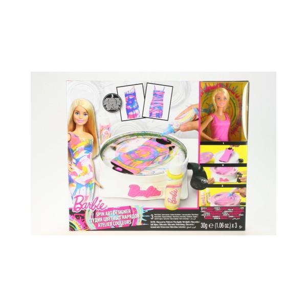 Barbie a spirálové návrhářství DMC10