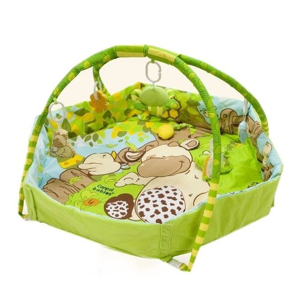 Hrací deka Farma- Canpol Babies