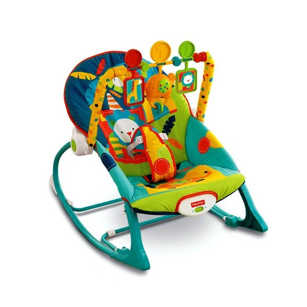 Fisher Price X7046 - Sedátko od Miminka po Batole do 18kg