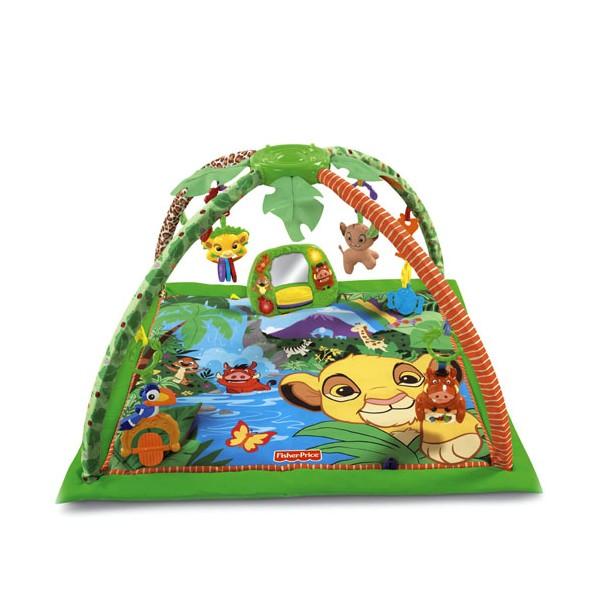 Hrací deka Lion King - Fisher Price