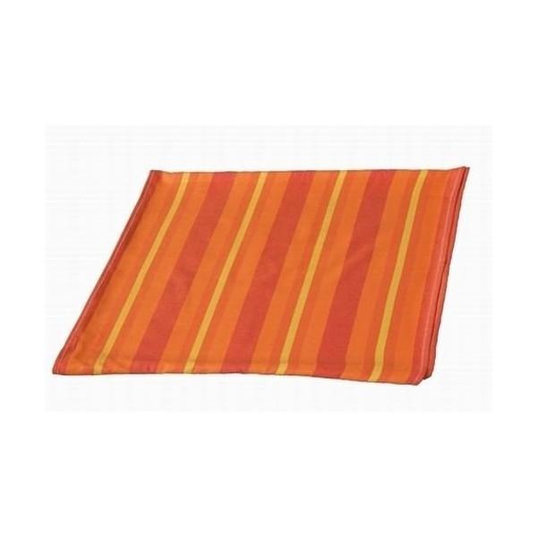 Šátek na nošení miminek oranžový 4,5m