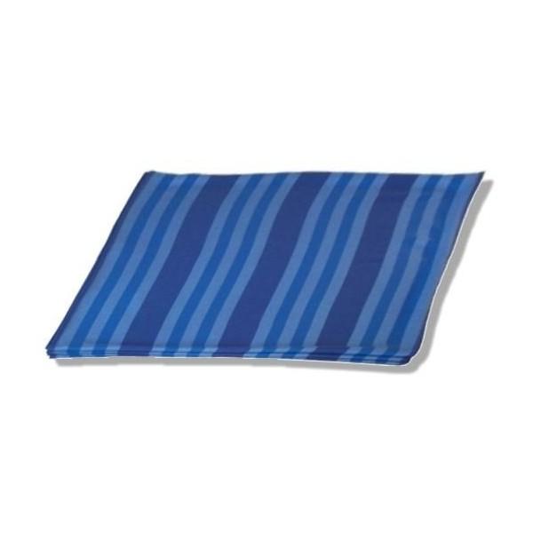 Šátek na nošení miminek modrý 5m