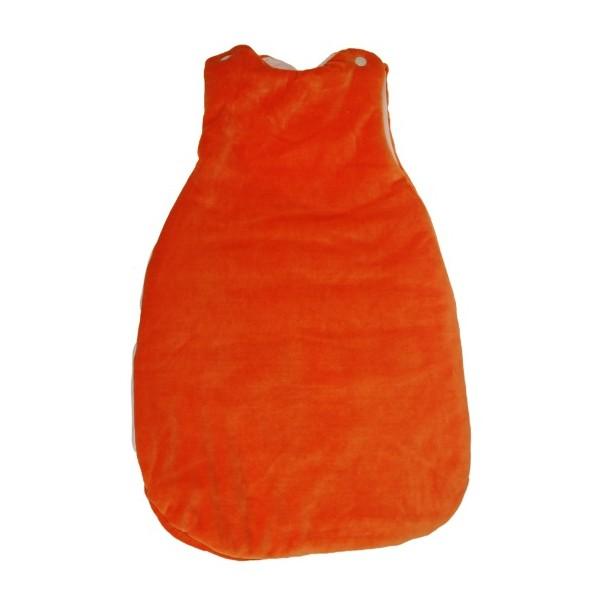 Kojenecký spací pytel oranžový 60 cm Kaarsgaren