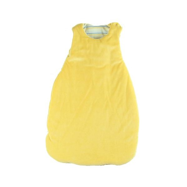 Kojenecký spací pytel žlutý 60 cm Kaarsgaren