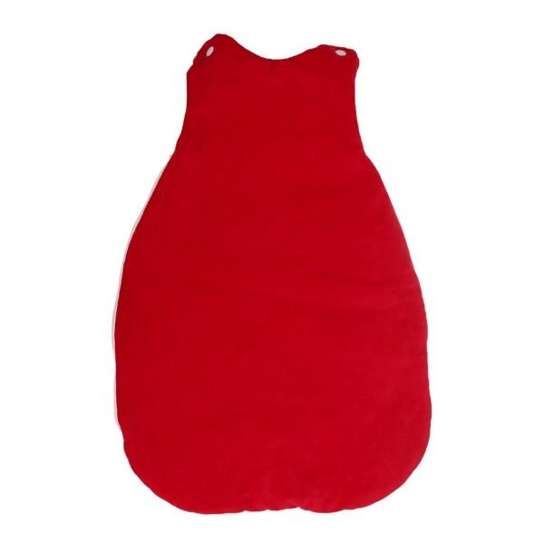 Kojenecký spací pytel červený 60 cm Kaarsgaren