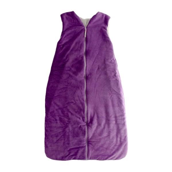 Dětský spací vak-pytel fialový 120 cm Kaarsgaren