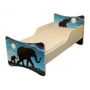 Dětská postel SAFARI 140x70 a 160x70