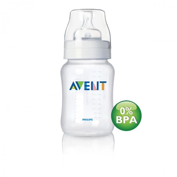 AVENT Láhev 260ml (PP) bez BPA, 1ks
