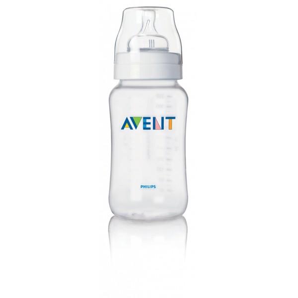 Láhev 330ml (PP) bez BPA, 1ks- Avent