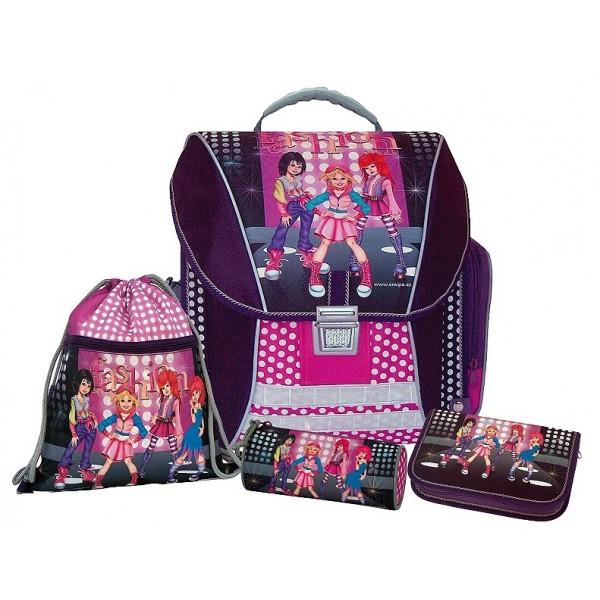 Školní batohový set Fashion Emipo