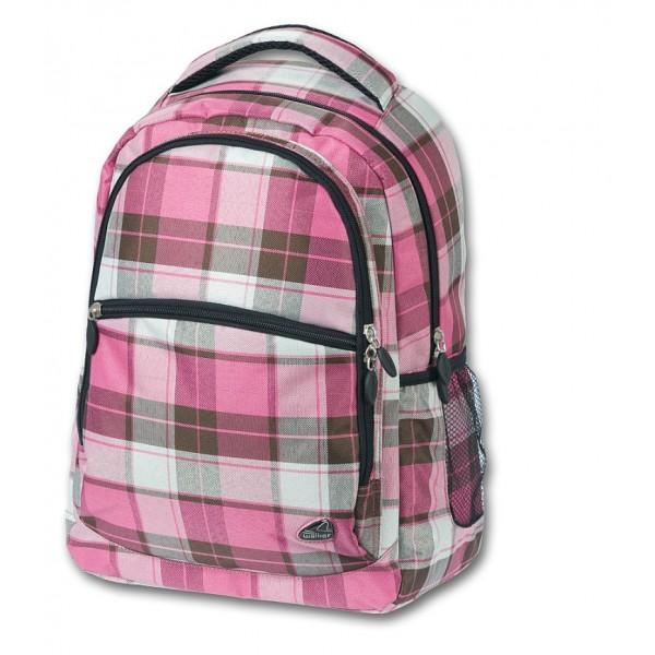 Studentský batoh Classic růžová Walker