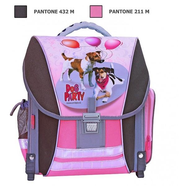 Školní batoh Dog party Emipo