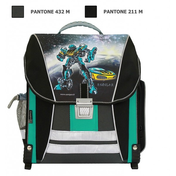 Školní batoh Robocar Emipo