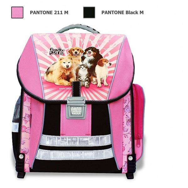 Školní batoh Family pets Emipo