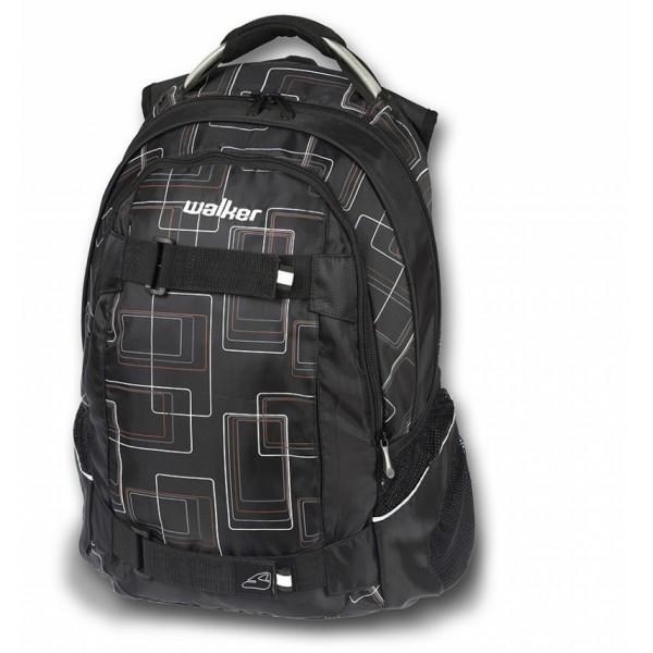 Studentský batoh Frame černá Walker