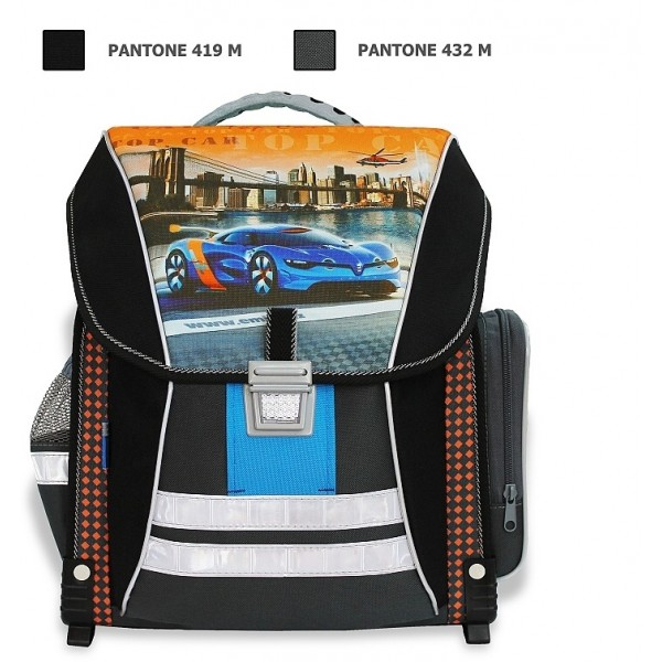 Školní batoh Top Car Emipo