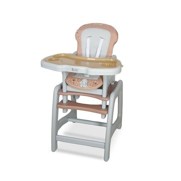 Coto Baby Stars hnědá židlička
