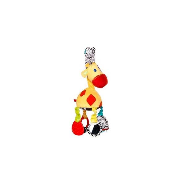 Hračka senzorická - Žirafa , 0m+ Bright Starts