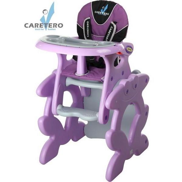 Židlička CARETERO Primus purple
